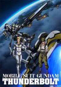 Mobile Suit Gundam Thunderbolt: Bandit Flower ซับไทย