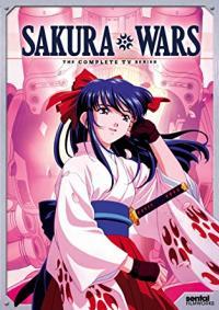 Sakura wars สงครามซากุระ OVA SS1+2 ซับไทย