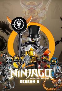 LEGO NinjaGo Master of Spinjitzu Season 9 เลโก้ นินจาโก ปี 9 ตอนที่ 1-10 พากย์ไทย