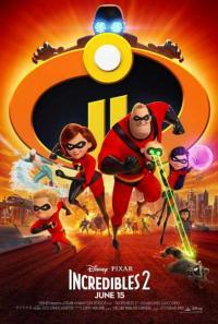 Incredibles 2 (2018) อินเครดิเบิ้ล 2 รวมเหล่ายอดคนพิทักษ์โลก พากย์ไทย