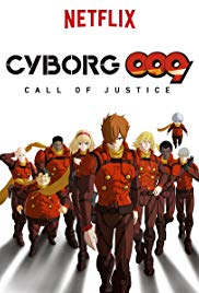 [Netflix] Cyborg 009: Call of Justice SS1 ไซบอร์ก 009: เสียงเรียกร้องแห่งความยุติธรรม ซีซั่น 1 ตอนที่ 1-12 ซับไทย