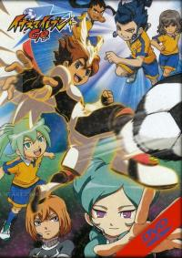 Inazuma Eleven GO Chrono Stone นักเตะแข้งสายฟ้า GO โครโน สโตน ตอนที่ 1-51 พากย์ไทย