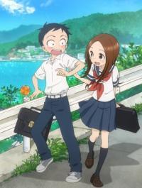 Karakai Jouzu no Takagi-san ตอนที่ 1-12+OVA ซับไทย