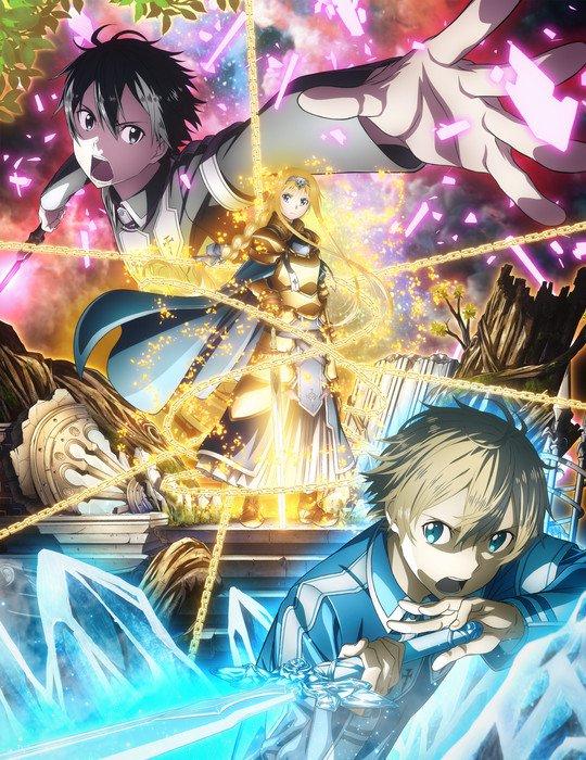Sword Art Online Alicization ซอร์ดอาร์ตออนไลน์ ภาค3 ตอนที่ 1-24 ซับไทย