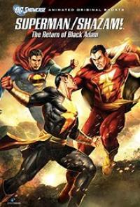 Superman/Shazam!: The Return of Black Adam พากย์ไทย