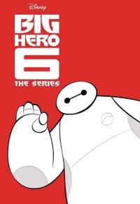Big Hero 6: The Series บิ๊กฮีโร่ 6 เดอะซีรีส์ ซีซั่น 1 ตอนที่ 1-5 พากย์ไทย