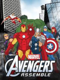 Marvel's The Avengers Assemble SS1-3 พากย์ไทย