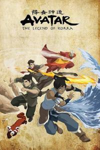 Avatar - The Legend of Korra  Books 1-4 ซับไทย