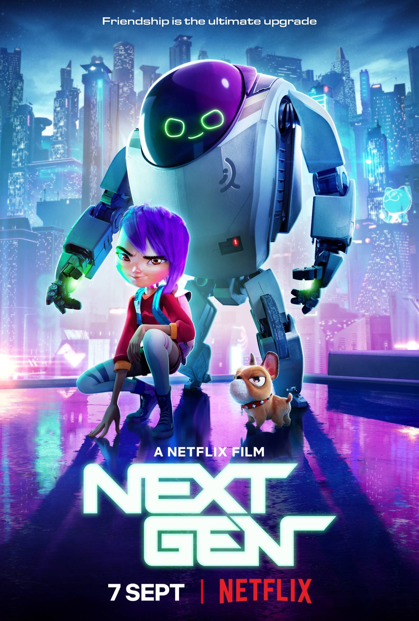 [Netflix] Next Gen เน็กซ์ เจน พากย์ไทย