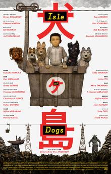 Isle of Dogs (2018) ไอลย์ ออฟ ด็อกส์ เกาะเซ็ตซีโร่หมา พากย์ไทย