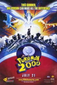 Pokemon The Movie โปเกมอน เดอะมูฟวี่ 1-20