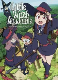 Little Witch Academia แม่มดน้อยคาการิ ตอนที่1-25 ซับไทย