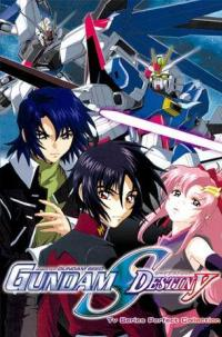 Mobile Suit Gundam Seed Destinity โมบิลสูท กันดั้มซี้ดเดสทินี Vol.1-13 + Special Edition พากษ์ไทย