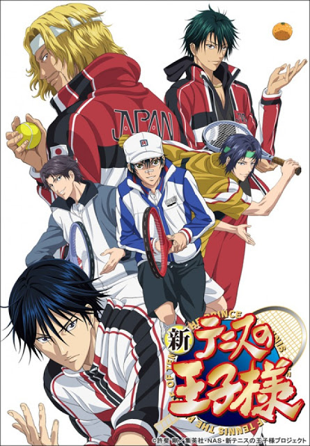 The New Prince of Tennis OVA vs Genius 10 ตอนที่ 1-10 ซับไทย