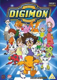 Digimon ดิจิมอนทุกภาค 1-7 รวมทุกตอน พากย์ไทย