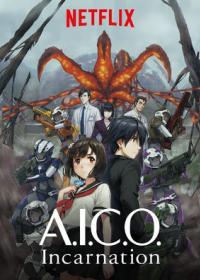 [Netflix]A.I.C.O. -Incarnation ซับไทย ตอน 1-12 ซับไทย