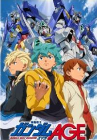Mobile Suit Gundam Age โมบิลสูท กันดั้ม เอจ Vol.1-13 พากย์ไทย