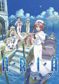 ARIA the Animation ภาค1-3+OVA ซับไทย